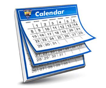 Metro Sports Center Calendar